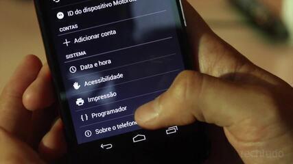 Vídeo mostra como atualizar o seu Android em celulares da Samsung, Motorola e LG