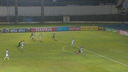 Santo do Amapá empata com Santos Paulista e garante jogo na vila Belmiro