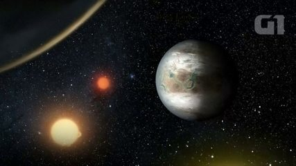 Nasa descobre novos planetas fora do nosso sistema solar
