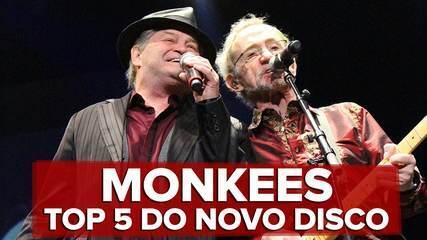 Monkees lança primeiro disco em 20 anos; veja top 5