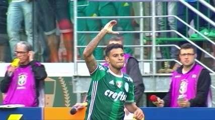 Gol de Cleiton Xavier em inglês