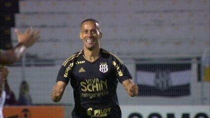 Melhores momentos de Ponte Preta 2 x 0 Figueirense pela 20ª rodada do Brasileiro