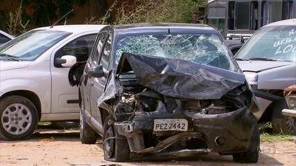 Acidente deixou duas pessoas mortas no Recife