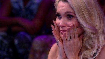 Relembre a homenagem da família para Flávia Alessandra no 'Tamanho Família'