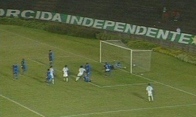 Os gols de Ipatinga 3 x 1 Vitória-ES pela Copa do Brasil 2007