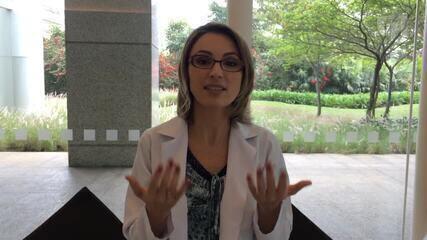 Qual o impacto da menstruação na saúda da mulher? Ginecologista Ana Lúcia Beltrame comenta
