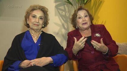 Eva Wilma e Nicette Bruno atuam juntas em peça e falam de longa amizade