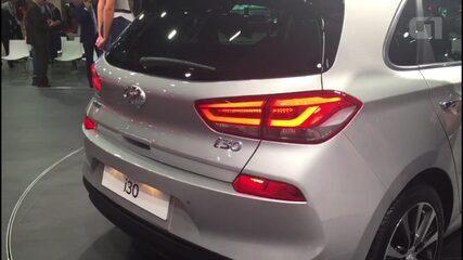 Salão de Paris 2016: Veja detalhes sobre a nova geração do Hyundai i30