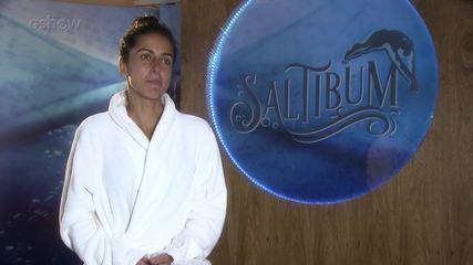 'Saltibum': time feminino repercute primeira etapa e fala da expectativa para os 5 m