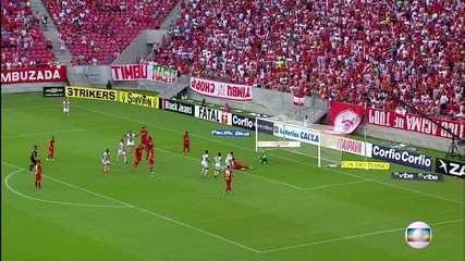 Náutico perde para o Oeste por 2 a 0, na Arena de Pernambuco