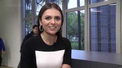 Monica Iozzi elogia Jô Soares: 'Fonte de inspiração'
