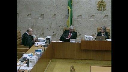 Ministro Celso de Mello diz que réu só não pode assumir a presidência