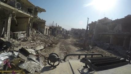 Fantástico acompanha guerra no Iraque pelos olhos de um brasileiro