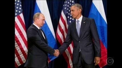 Obama promete punir Rússia por interferências nas eleições nos EUA