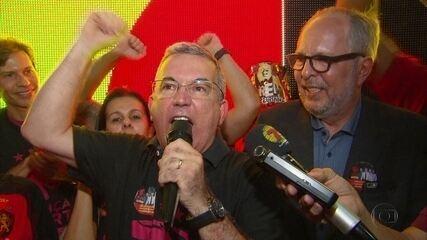 Arnaldo Barros é eleito novo presidente do Sport