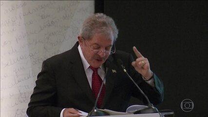 Lula é réu na Operação Zelotes