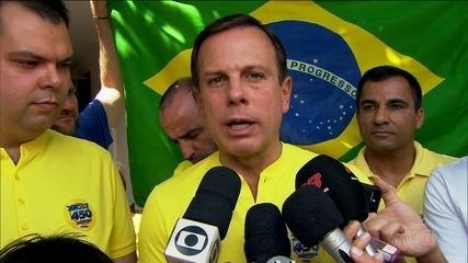 Conheça a trajetória profissional e política do prefeito João Doria