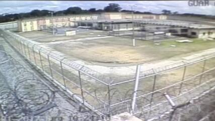 Complexo penitenciário tem 1,8 mil presos, mas capacidade é para 590