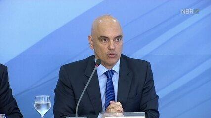 Ministro da Justiça diz que serão construídos 5 presídios federais de segurança máxima