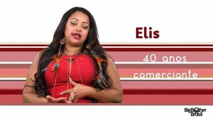 Conheça Elis, a nova participante do BBB 17