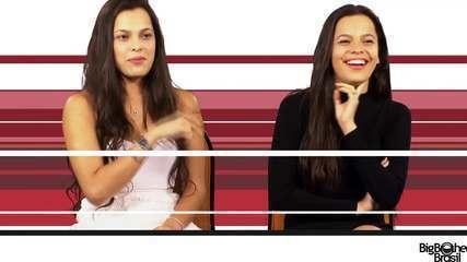 Conheça Emilly e Mayla, as gêmeas do BBB 17