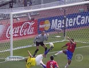 Copa do Mundo da Coreia e do Japão - 2002: Brasil 5 x 2 Costa Rica