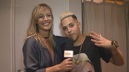 MC G15 dá entrevista para Ju Valcézia