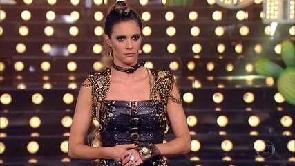 Fernanda Lima bate papo com convidados sobre homem e machismo