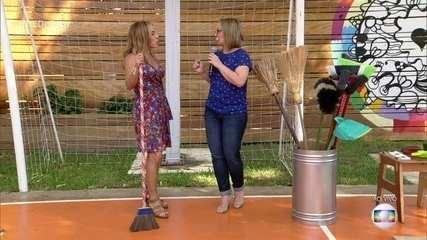 Como escolher a vassoura certa para sua casa