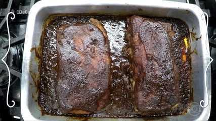 Aprenda a fazer Costelinha ao Molho Barbecue
