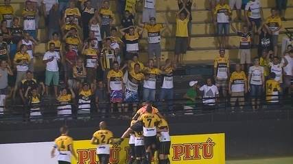 Gols de Criciúma 2 x 2 Altos do Piauí - Copa do Brasil 2017