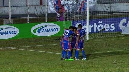 Itabaiana vence o CSA pela Copa do Nordeste