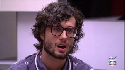 Pedro é eliminado com 71,71% dos votos