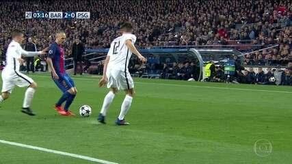 Melhores momentos: Barcelona 6 x 1 PSG pelas oitavas de final da Liga dos Campeões