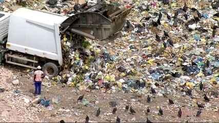 Após reportagem do RJTV, Ministério Público abre inquérito para investigar lixão