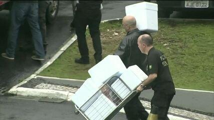 Alvo da Operação Carne Fraca é preso no aeroporto internacional de Guarulhos