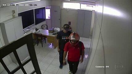 Dois homens assaltam escritório de instituição católica do Recife