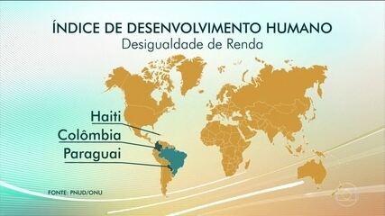 Brasil cai no ranking do Índice de Desenvolvimento Humano