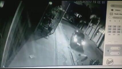 Delegado de Descalvado pede a prisão de mulher suspeita de atropelar motociclista 2 vezes