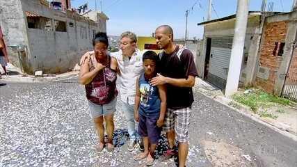 Lar Doce Lar: Família de Ferraz de Vasconcelos participa do quadro