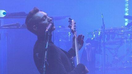 "Confira música ""Islands"", da banda The XX, no Lollapalooza 2017"