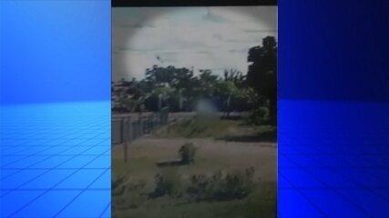 Vídeo mostra queda de avião bimotor que matou casal em Sorocaba