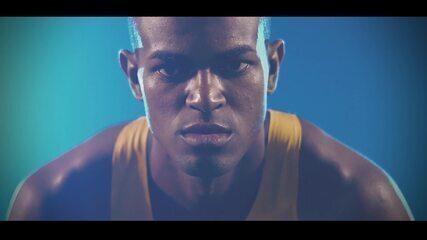 10 Segundos - A grande barreira: Vitor Hugo e o desafio de correr 100m em 10 segundos