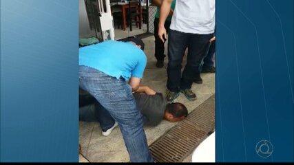 Polícia prendeu no Rio de Janeiro suspeito de assassinar policial em João Pessoa