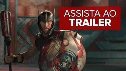 'Thor: Ragnarok' ganha seu primeiro trailer; assista