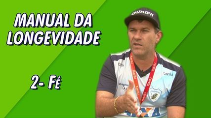 """Manual da Longevidade"" do técnico Claudio Tencati, do Londrina: Fé"