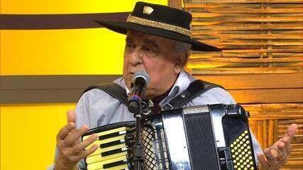 Luiz Carlos Borges lança o disco 'Dose Dupla' com exclusividade no 'Galpão' (bloco 4)