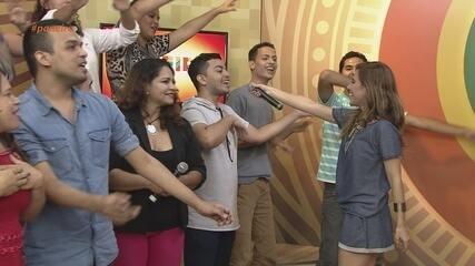 Parte 2: Fãs cantam sucesso de Wanessa Camargo