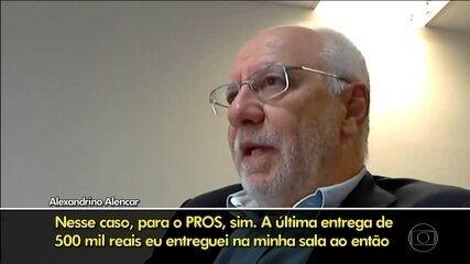 Ex-dirigentes do PROS confirmam que partido vendeu tempo na TV