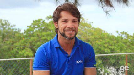 Globoesporte.com/ba traz entrevista exclusiva com Preto Casagrande
